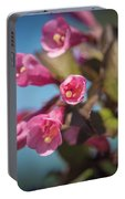 Fine Wine Weigela Portable Battery Charger