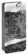 Fingerprints Of Vincenzo Peruggia, Mona Portable Battery Charger