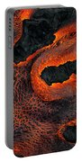 Fingers Of Lava Portable Battery Charger