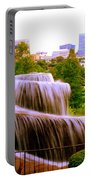 Finlay Park Fountain Summertime Portable Battery Charger
