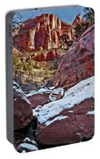 Fire And Ice Portable Battery Charger