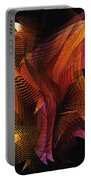 Fire Dance Portable Battery Charger