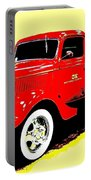 Fire Engine Ok Portable Battery Charger