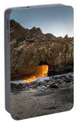Fire In The Hole Portable Battery Charger
