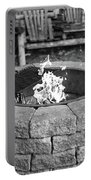 Fire-pit Portable Battery Charger