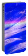 Fire Rainbow Portable Battery Charger