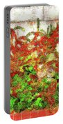 Fire Thorn - Pyracantha Portable Battery Charger