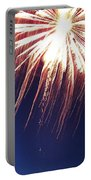 Fire Work Folly Portable Battery Charger