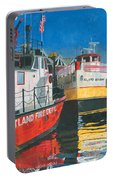 Fireboat And Ferries Portable Battery Charger