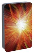 Fire Burst Portable Battery Charger