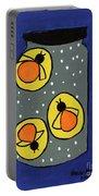 Fireflies Portable Battery Charger