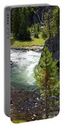 Firehole Fin Portable Battery Charger