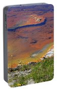 Firehole Lake Yellowstone National Park Portable Battery Charger