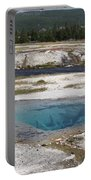 Firehole River And Pool Portable Battery Charger