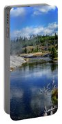Firehole River Yellowstone Portable Battery Charger