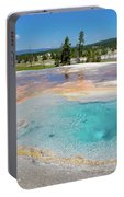 Firehole Spring Geyser Portable Battery Charger