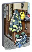 Fireman - Always Ready Portable Battery Charger