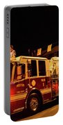 Fireman's Parade No. 4 Portable Battery Charger