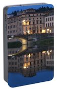 Firenze Blue I Portable Battery Charger