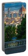 Firenze Vista Portable Battery Charger