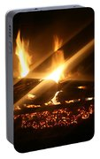 Fireplace Portable Battery Charger