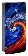 Firestorm Dancing With The Wind  Portable Battery Charger