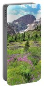Fireweed Frenzy Portable Battery Charger