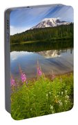 Fireweed Reflections Portable Battery Charger