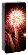Firework Bouquet Portable Battery Charger
