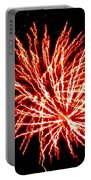 Firework Fireball Portable Battery Charger