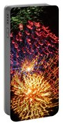 Firework Jewel Blast Portable Battery Charger