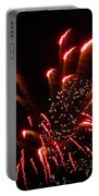 Firework Lights Of The City Portable Battery Charger