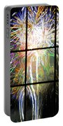 Fireworks By Dali Portable Battery Charger