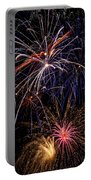 Fireworks Celebration  Portable Battery Charger