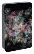 fireworks in Japan Portable Battery Charger