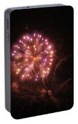 Fireworks Over Puget Sound 2 Portable Battery Charger