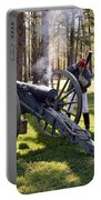 Firing The Cannon Portable Battery Charger