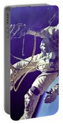 First American Walking In Space, Edward Portable Battery Charger