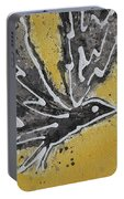 First Flight Original Painting Portable Battery Charger