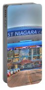 First Niagara Center Portable Battery Charger