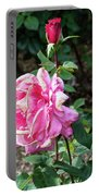 First Prize Rose Hybrid Tea Portable Battery Charger
