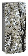 First Spring Blossom Portable Battery Charger