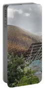 Fish By Frank Owen Gehry - Olympic Village - Barcelona Spain Portable Battery Charger