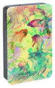 Fish Dreams Portable Battery Charger