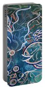 Fish Family Portable Battery Charger