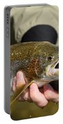 Fish In Hand Portable Battery Charger