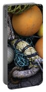 Fish Netting And Floats 0129 Portable Battery Charger