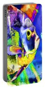 Fish Snack Portable Battery Charger
