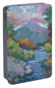 Fish Trap Indian Canyon Portable Battery Charger