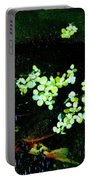 Fish Water Flowers 3 Portable Battery Charger